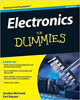 Electronics for Dummies logo